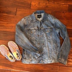 Men's Lucky Brad Denim Jean Jacket